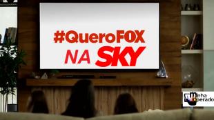 Quero Fox na SKY
