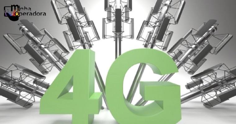 Brasil e mais 7 países da América Latina têm redes avançadas de 4G