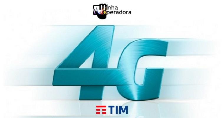 4G da TIM é ativado em mais seis cidades paulistas