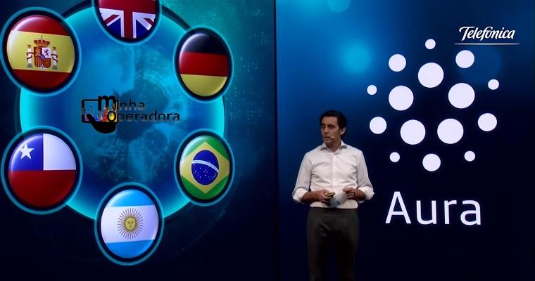 Telefónica Vivo lança AURA, assistente com inteligência artificial