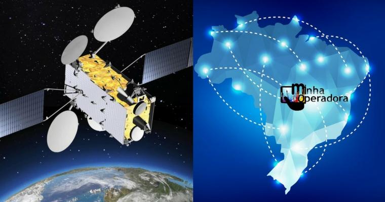 Saiba como o SGDC, satélite brasileiro, será usado no país