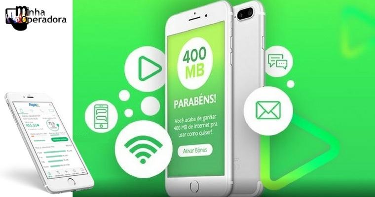 Cliente da Algar Telecom ganha 400MB ao baixar aplicativo