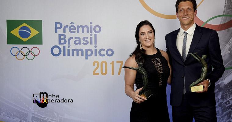 Judoca da Oi é eleita 'Melhor Atleta' em Prêmio Olímpico