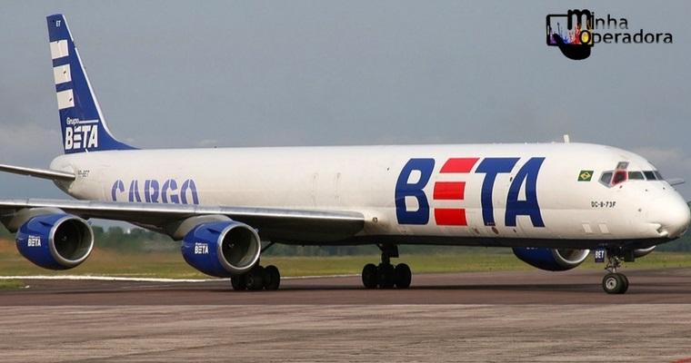 Conheça a companhia aérea que era a cara do TIM beta