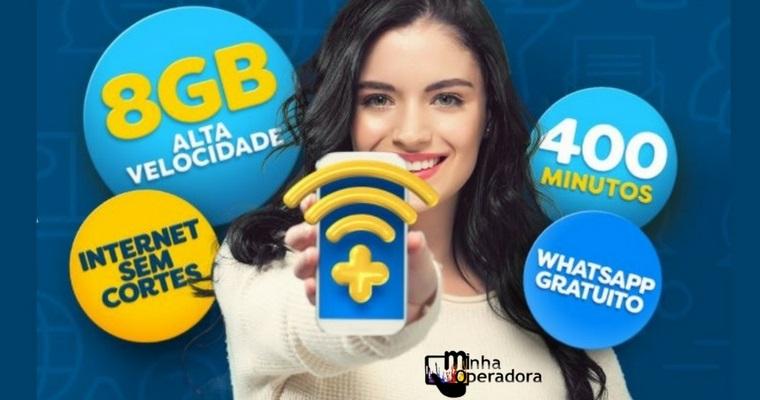 Correios Celular lança mais dois planos, com até 8GB de internet