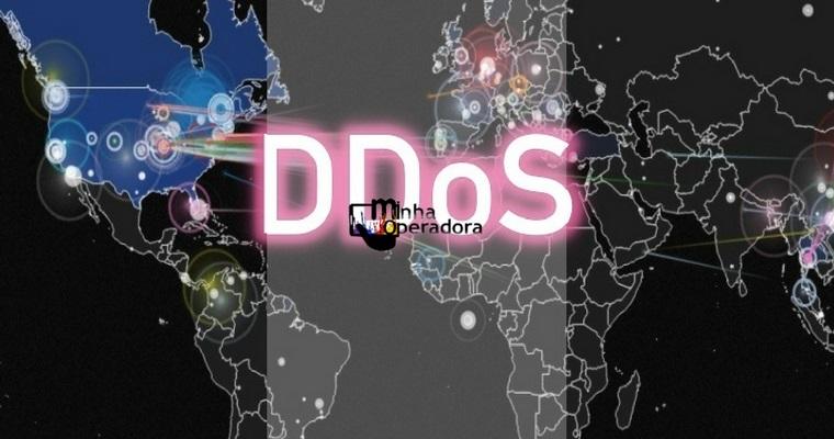 Operadora é alvo do maior ataque DDoS da história