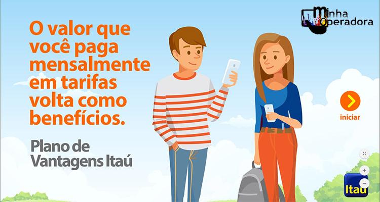 Itaú dá bônus em ligações e internet para clientes