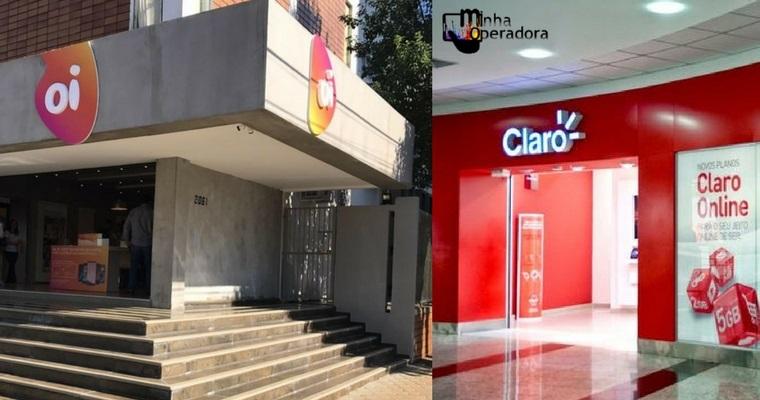 Claro e Oi lançam novas lojas no sul do Brasil