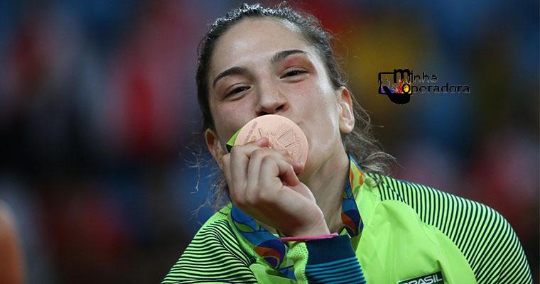 Judoca da Oi concorre à 'Melhor Atleta' em Prêmio Olímpico