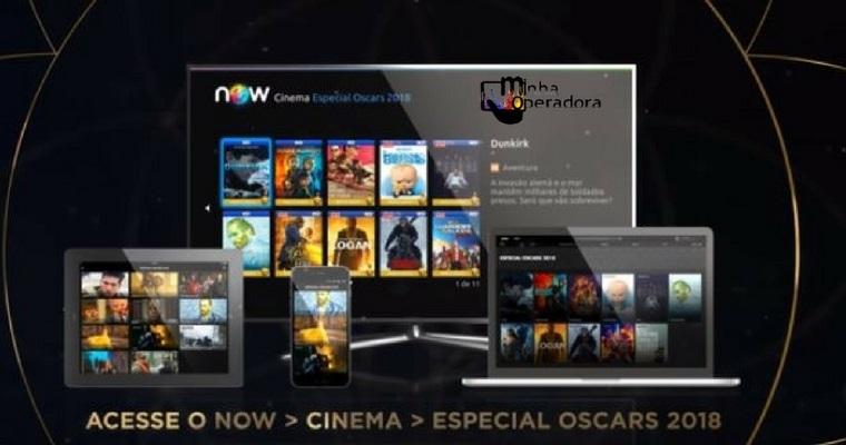 Claro e NET lançam especial do Oscar 2018, que acontecerá domingo
