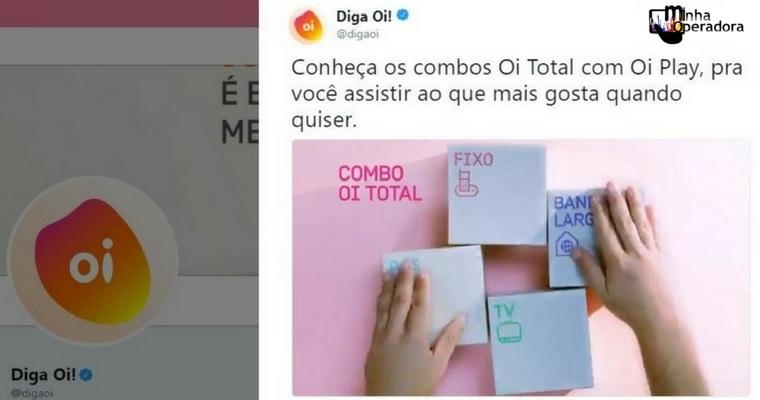 Oi lança vídeos curtos no Twitter com estilo 'vídeo craft'