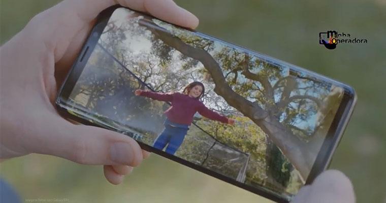 Claro, Vivo, Oi e TIM se preparam para vender o Samsung Galaxy S9