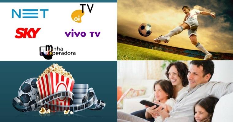 Proteste indica pacotes de TV de acordo com perfil do cliente