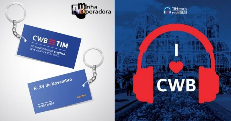 Descontos da TIM em aniversário de cidade agora chegam em Curitiba