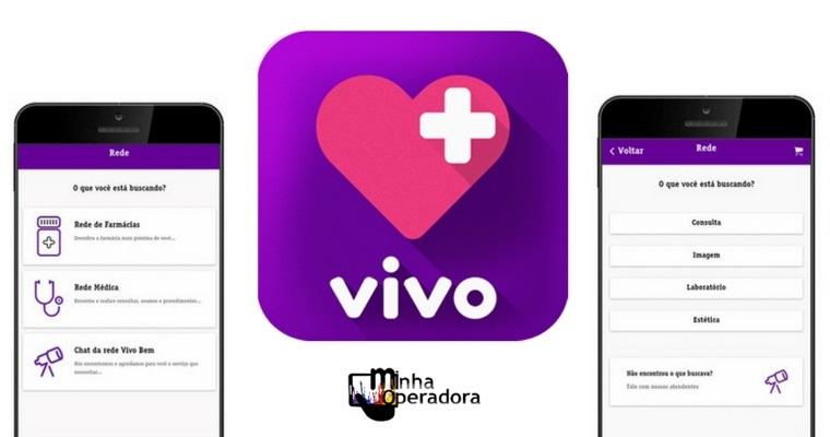 Lançado app 'Vivo Bem', com serviços de saúde e descontos em remédios