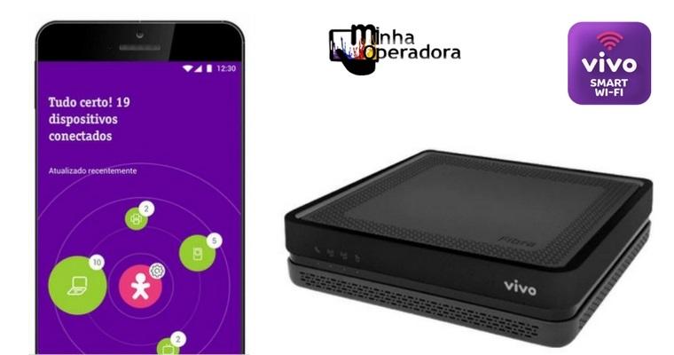 Vivo lança aplicativo gratuito para controlar o Wi-Fi em casa