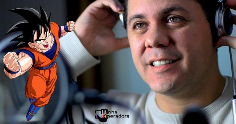 Goku sem internet? Wendel Bezerra reclama da Vivo nas redes sociais