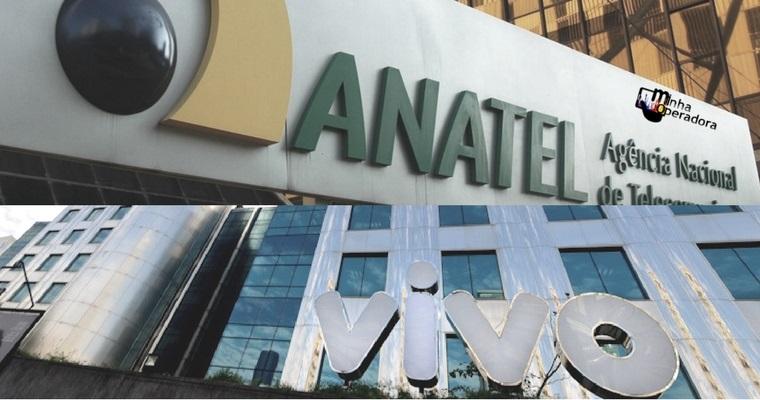 Vivo e Anatel devem indenizar um único cliente em R$ 50 mil