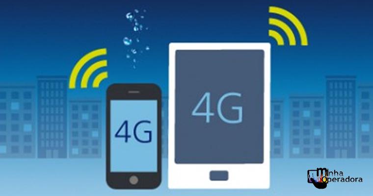Cobertura 4G já está disponível para 93% da população
