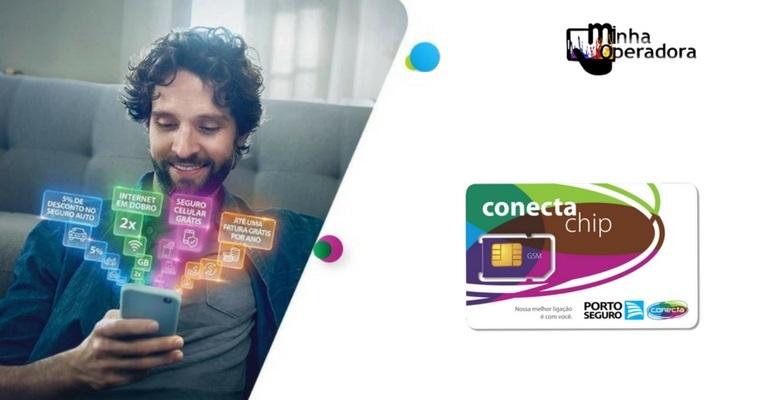 Porto Seguro Conecta diminui preços e aumenta franquia de internet