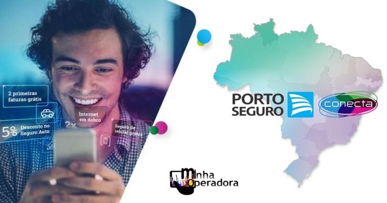 Porto Seguro Conecta lança plano com 40GB de internet bônus
