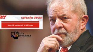E-mail mostra SKY liberando funcionários para ato contra Lula