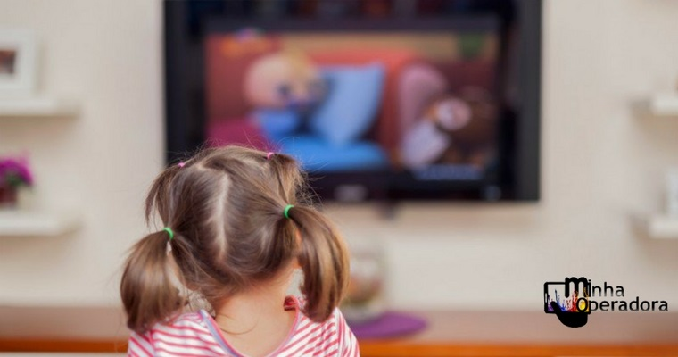 Vivo, Oi e SKY abrem sinal de canal infantil para os clientes de TV