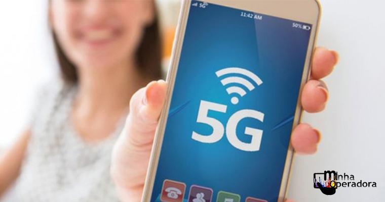 Smartphone 5G deve ser lançado em 2019