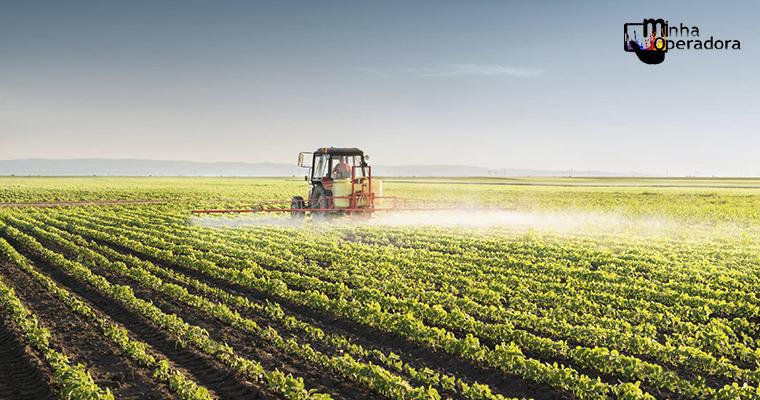 TIM cria projeto para atender agroindústria no interior de Goiás