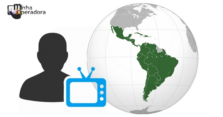 Brasil é um dos países com menor penetração de TV paga