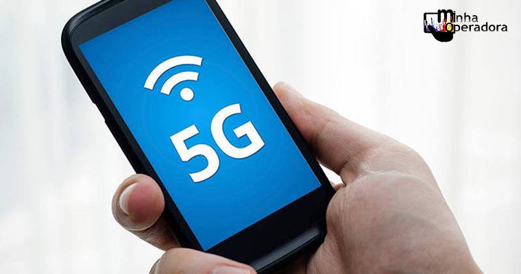 Testes 5G funcionam com sucesso em Santa Rita do Sapucaí