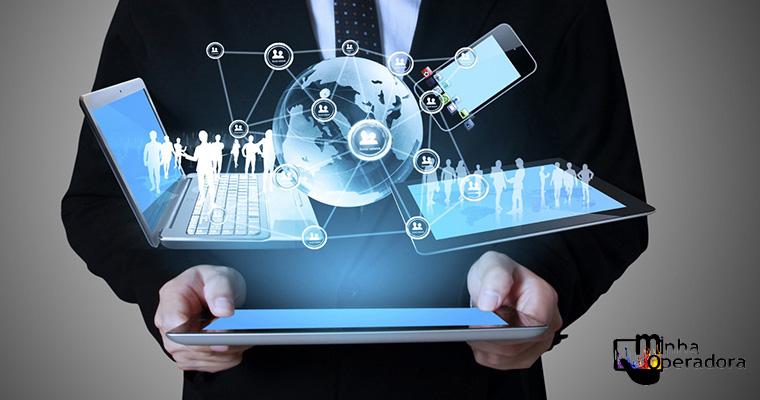 Universitários criam operadora digital de telefonia móvel