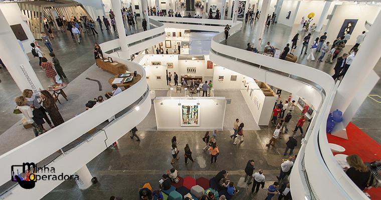 Vivo patrocina evento de arte em São Paulo