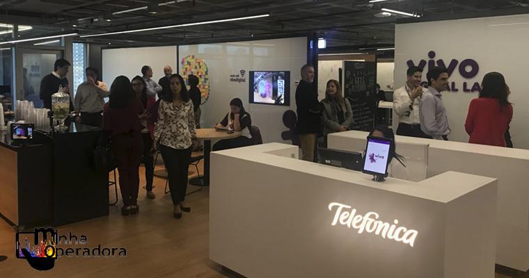 Vivo inaugura laboratório de inovação em São Paulo