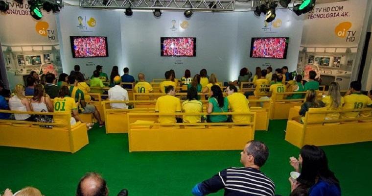 Oi anuncia que irá transmitir a Copa do Mundo 2018 em 4K