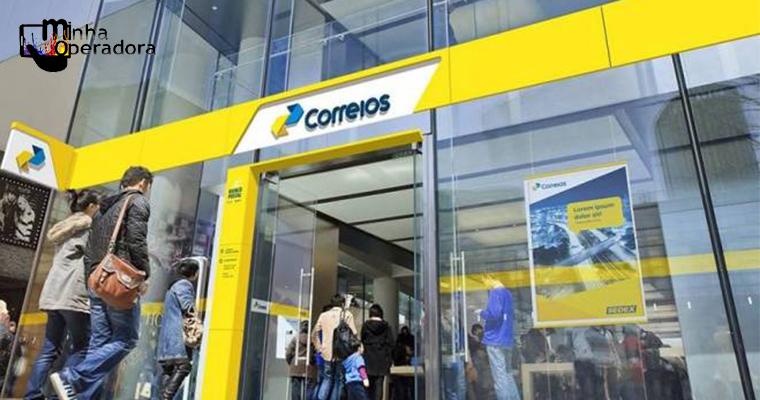 Operadora dos Correios terá conta bancária digital