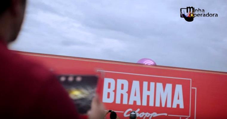 Caminhões da Brahma levarão internet da Vivo aos brasileiros na Copa