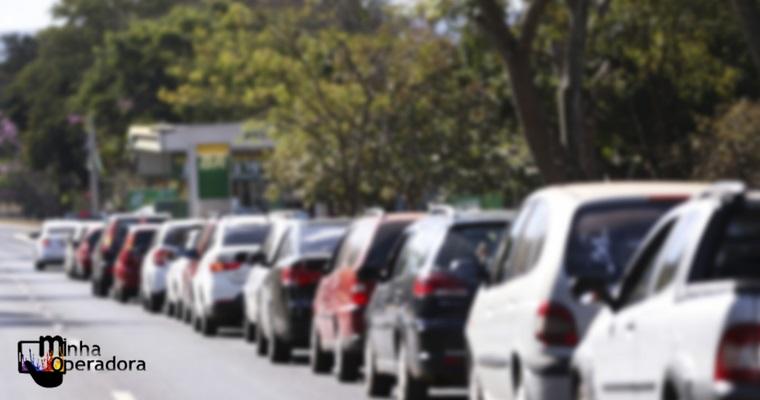Greve pode afetar carros que cuidam da rede de telecom