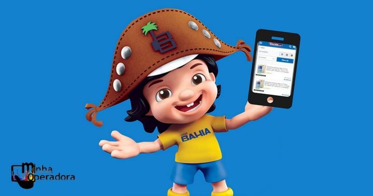 Aplicativo da rede Casas Bahia não consome mais internet do celular