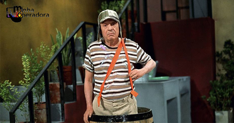 Com 100 episódios inéditos, Chaves é disponibilizado no NET NOW