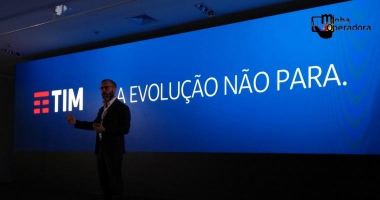 'A evolução não para': a nova assinatura da TIM