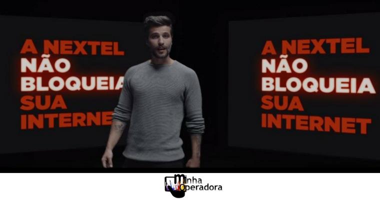 Claro critica 'internet sem bloqueio' da Nextel e denuncia ao Conar