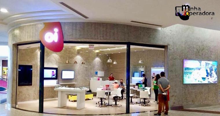 Oi abre três novas lojas na região Sul
