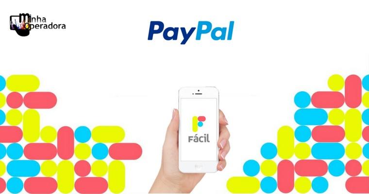 PayPal lança plataforma 'Fácil' para recarga de créditos no celular
