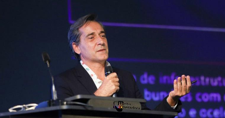 'O mais relevante para o país é a velocidade', diz Stefano, da TIM