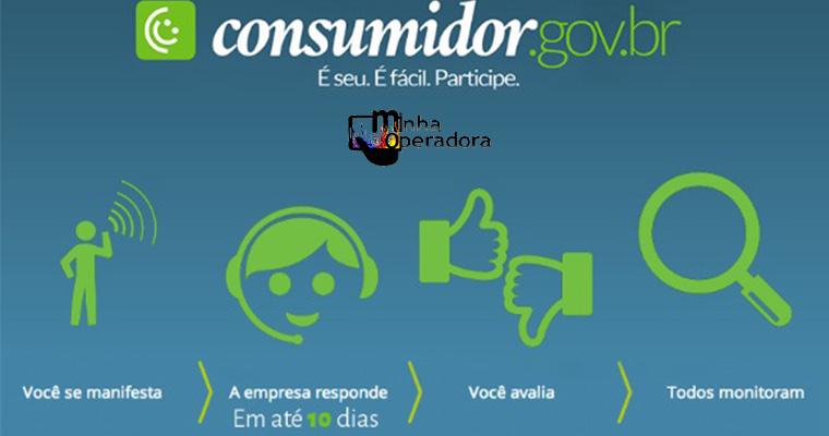 TIM realiza ação em apoio ao portal consumidor.gov.br