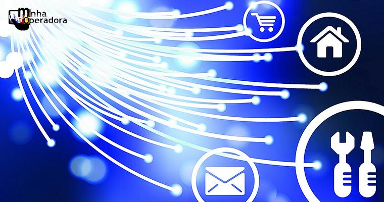 14% da população não têm acesso à internet por fibra ótica
