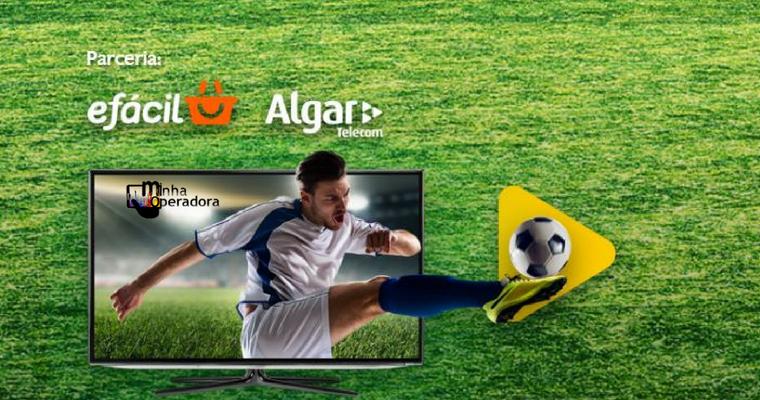 Promoção da Algar Telecom dá 100 reais de desconto na compra de TV