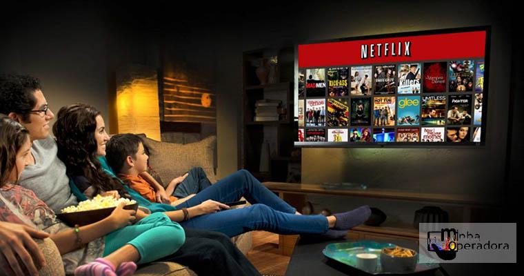 Aprovada proposta que tributa Netflix, NOW e outros VODs
