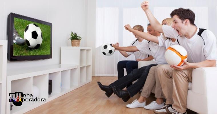 Ativar ou não a função futebol da TV para assistir aos jogos?